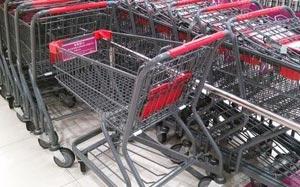 购物车脚轮