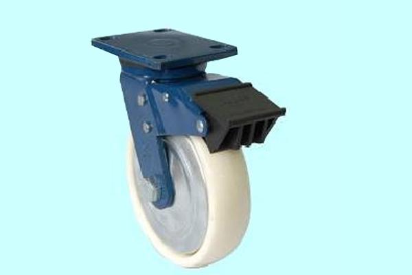超重型-高强度尼龙双刹轮