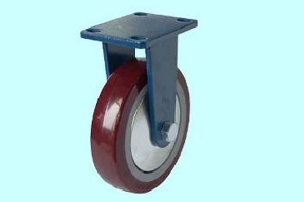超重型-超级聚氨酯固定轮