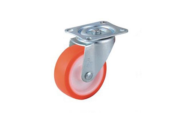 重庆万向轮-小型高弹力胶脚轮