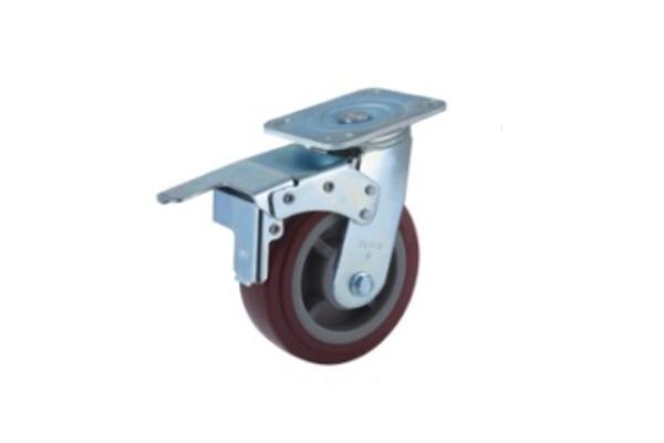 重型高强度聚氨酯脚轮-重庆重型脚轮