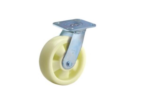 重型优力尼龙脚轮