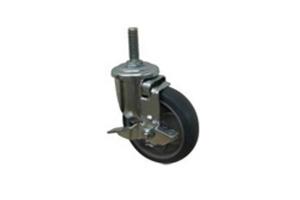 10系列螺杆式脚轮